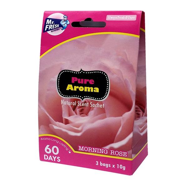 Hộp 3 túi thơm phòng ngàn hoa khử mùi tủ quần áo Mr. Fresh Hàn Quốc (10g/gói) - 880641 , 9887323519102 , 62_4170887 , 100000 , Hop-3-tui-thom-phong-ngan-hoa-khu-mui-tu-quan-ao-Mr.-Fresh-Han-Quoc-10g-goi-62_4170887 , tiki.vn , Hộp 3 túi thơm phòng ngàn hoa khử mùi tủ quần áo Mr. Fresh Hàn Quốc (10g/gói)