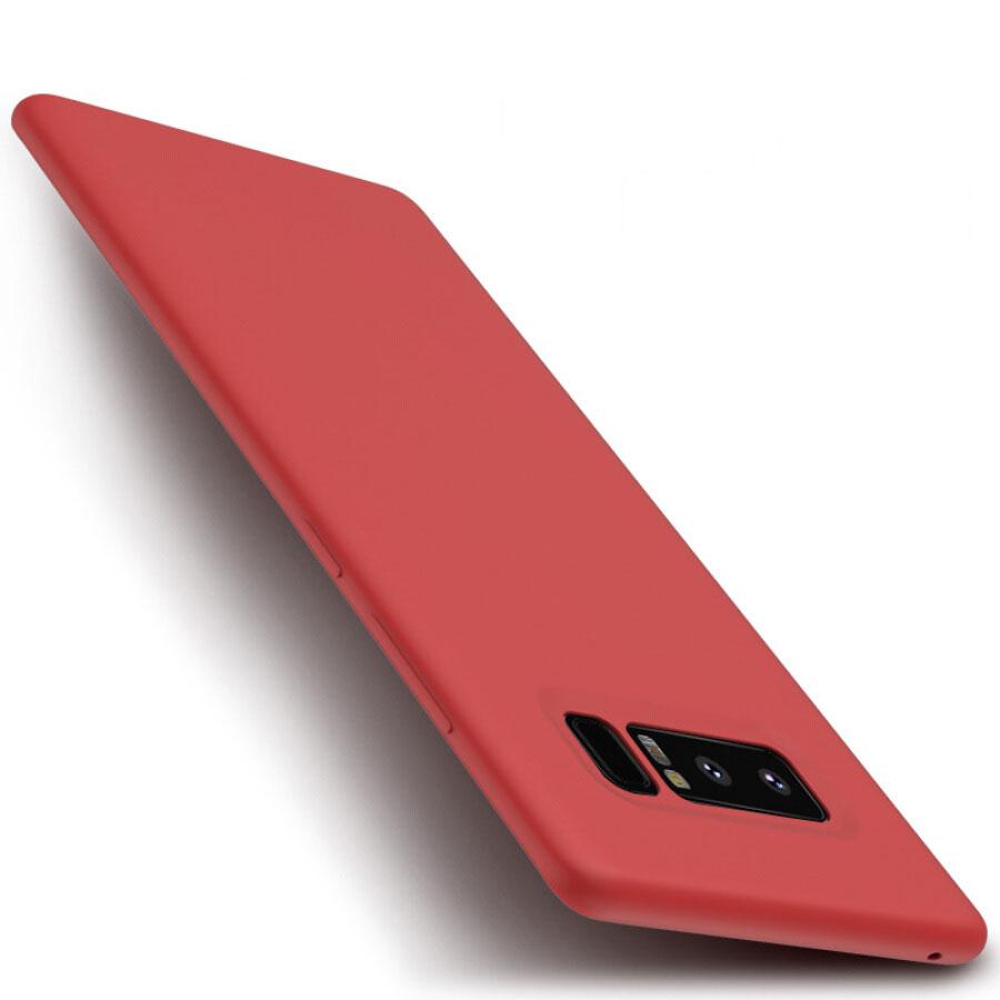 Ốp Lưng Silicon Dành Cho Samsung Galaxy Note8 KEKLLE - Đỏ - 9403041 , 1601199336407 , 62_2924221 , 215000 , Op-Lung-Silicon-Danh-Cho-Samsung-Galaxy-Note8-KEKLLE-Do-62_2924221 , tiki.vn , Ốp Lưng Silicon Dành Cho Samsung Galaxy Note8 KEKLLE - Đỏ