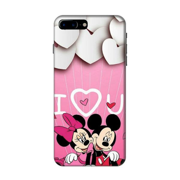 Ốp Lưng Dành Cho Điện Thoại iPhone 8 Plus - I Love You