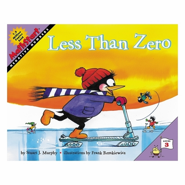Mathstart L3: Less Than Zero