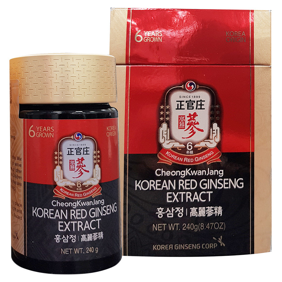 Tinh Chất Hồng Sâm Cô Đặc KGC Cheong Kwan Jang KRG Extract (240g)