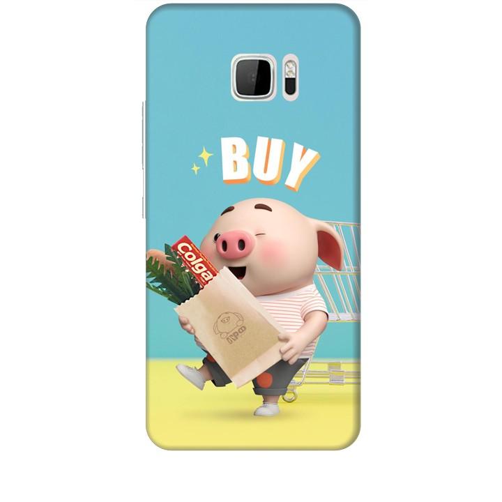Ốp lưng dành cho điện thoại HTC U ULTRA Heo Con Mua Sắm