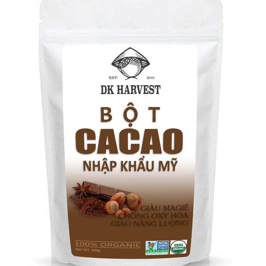 Bột CaCao DK Harvest - 9800721 , 8082947131667 , 62_17148697 , 117000 , Bot-CaCao-DK-Harvest-62_17148697 , tiki.vn , Bột CaCao DK Harvest