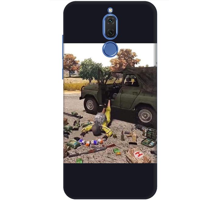 Ốp lưng dành cho điện thoại Huawei MATE 10 LITE hình PUBG Mẫu 03
