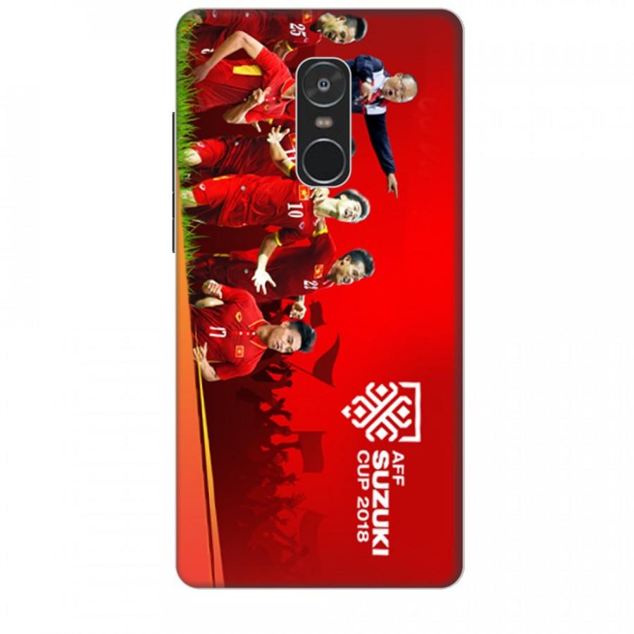 Ốp Lưng Dành Cho Xiaomi Note 4 AFF Cup - Đội Tuyển Việt Nam Mẫu 1