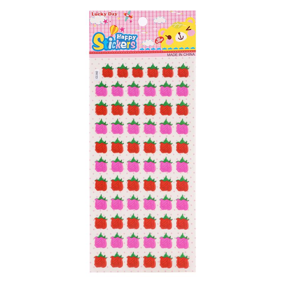 Sticker Dán Nổi Cho Bé - CC042