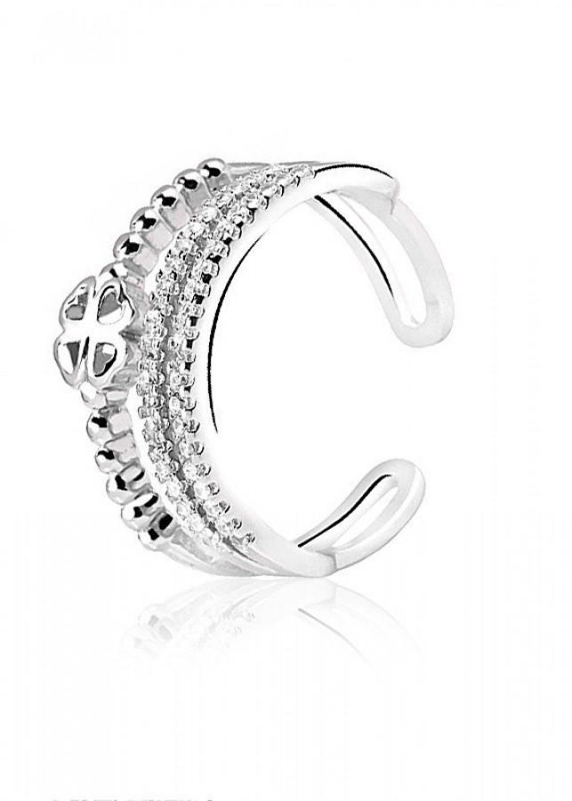 Nhẫn bạc nữ Elegantly - 1695391 , 8401038932066 , 62_9347649 , 989000 , Nhan-bac-nu-Elegantly-62_9347649 , tiki.vn , Nhẫn bạc nữ Elegantly