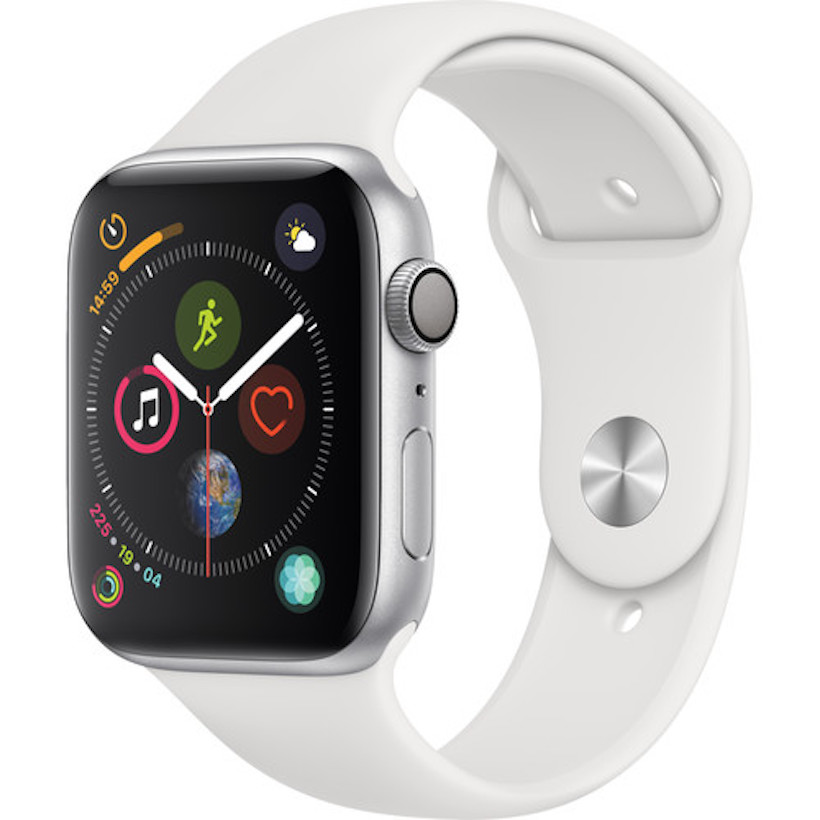Đồng Hồ Thông Minh Apple Watch Series 4 GPS 44mm Sport Band - 1196634 , 5888068111143 , 62_10125269 , 12990000 , Dong-Ho-Thong-Minh-Apple-Watch-Series-4-GPS-44mm-Sport-Band-62_10125269 , tiki.vn , Đồng Hồ Thông Minh Apple Watch Series 4 GPS 44mm Sport Band