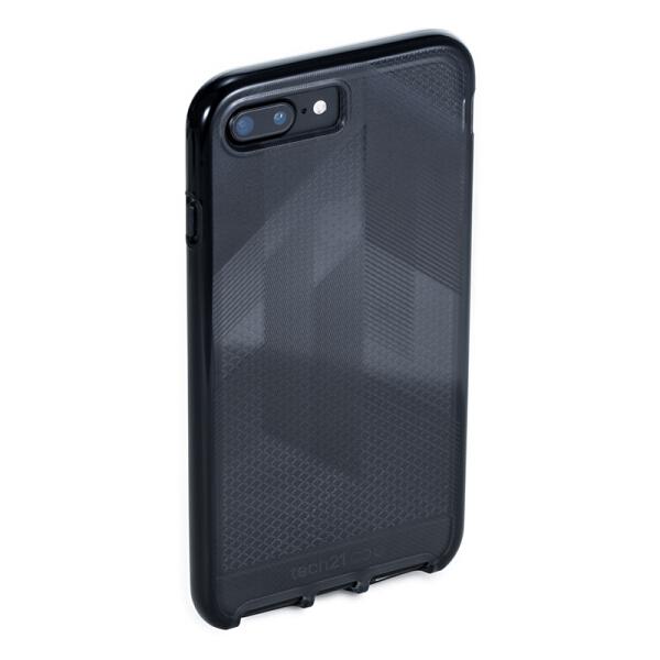 Ốp Cường Lực Điện Thoại cho iPhone 7/ 8 Plus Tech21- Đen