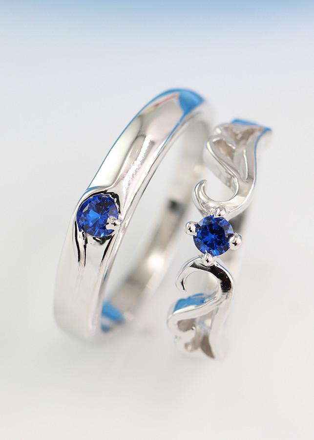Nhẫn đôi bạc nhẫn cặp bạc cánh thiên thần đính đá xanh dương ND0094 - 804990 , 8984862443170 , 62_10162408 , 530000 , Nhan-doi-bac-nhan-cap-bac-canh-thien-than-dinh-da-xanh-duong-ND0094-62_10162408 , tiki.vn , Nhẫn đôi bạc nhẫn cặp bạc cánh thiên thần đính đá xanh dương ND0094