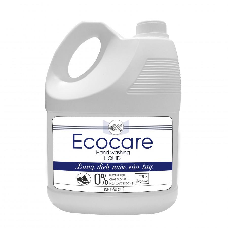 Nước rửa tay hữu cơ diệt khuẩn hương Quế 4000ml - 20133157 , 4751020847453 , 62_20701954 , 500000 , Nuoc-rua-tay-huu-co-diet-khuan-huong-Que-4000ml-62_20701954 , tiki.vn , Nước rửa tay hữu cơ diệt khuẩn hương Quế 4000ml