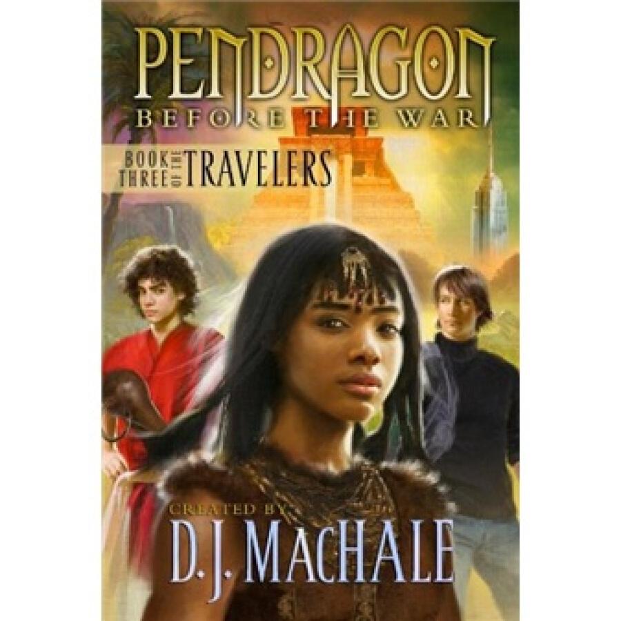 Pendragon (The Travelers Book 3) - 1319093 , 9614409222782 , 62_5309189 , 172000 , Pendragon-The-Travelers-Book-3-62_5309189 , tiki.vn , Pendragon (The Travelers Book 3)