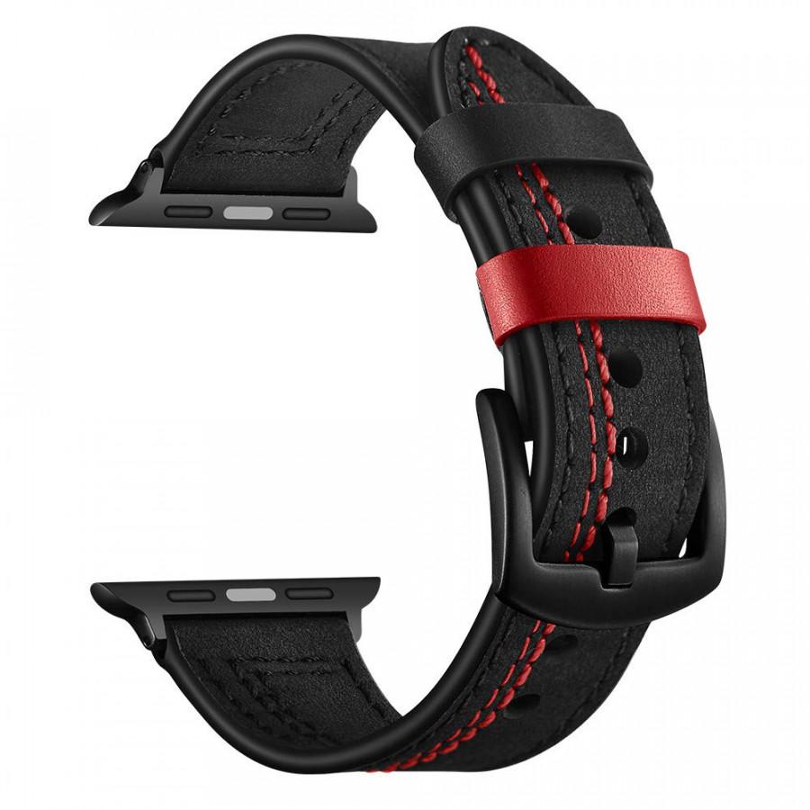 Dây đồng hồ , dây da 07 viền chỉ khóa thép không gỉ cho đồng hồ Apple Watch - 1505355 , 5892628377887 , 62_13406244 , 520000 , Day-dong-ho-day-da-07-vien-chi-khoa-thep-khong-gi-cho-dong-ho-Apple-Watch-62_13406244 , tiki.vn , Dây đồng hồ , dây da 07 viền chỉ khóa thép không gỉ cho đồng hồ Apple Watch