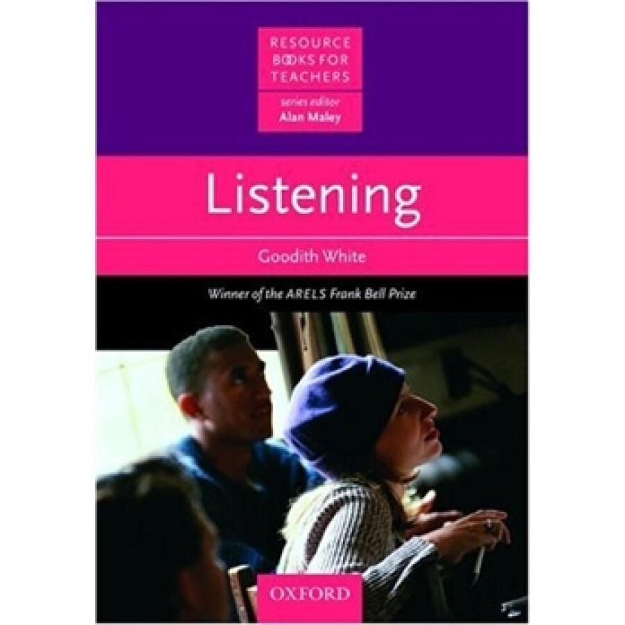 Resource Books for Teachers: Listening - 1227951 , 3302358262558 , 62_5244495 , 844000 , Resource-Books-for-Teachers-Listening-62_5244495 , tiki.vn , Resource Books for Teachers: Listening