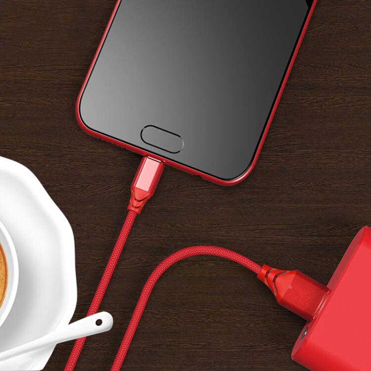 Cáp Sạc Và Truyền Dữ Liệu Micro USB Android Lejie