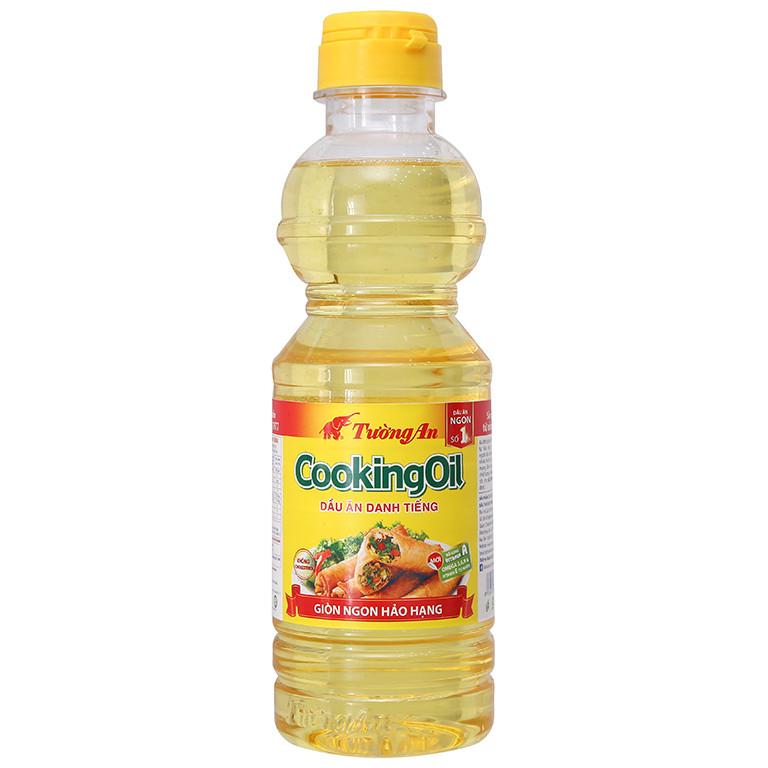 Dầu Thực Vật Tường An Cooking Oil 400ml