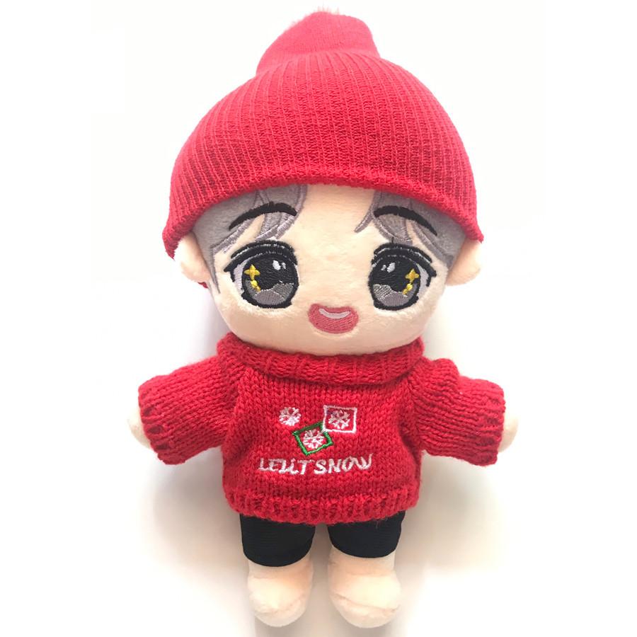 Doll bts V doll đồ len tóc xám - 812100 , 9704076093720 , 62_14721974 , 300000 , Doll-bts-V-doll-do-len-toc-xam-62_14721974 , tiki.vn , Doll bts V doll đồ len tóc xám