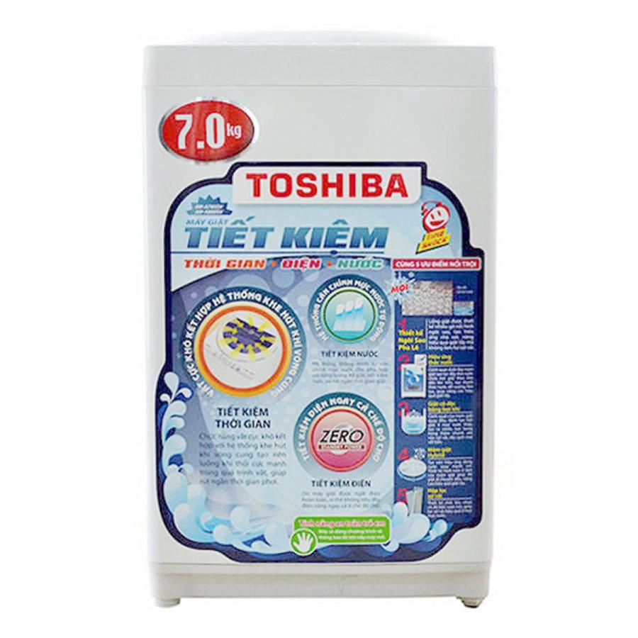 Máy giặt Toshiba 7 kg AW-A800SV WB - 797579 , 3686454287173 , 62_13329611 , 4469000 , May-giat-Toshiba-7-kg-AW-A800SV-WB-62_13329611 , tiki.vn , Máy giặt Toshiba 7 kg AW-A800SV WB