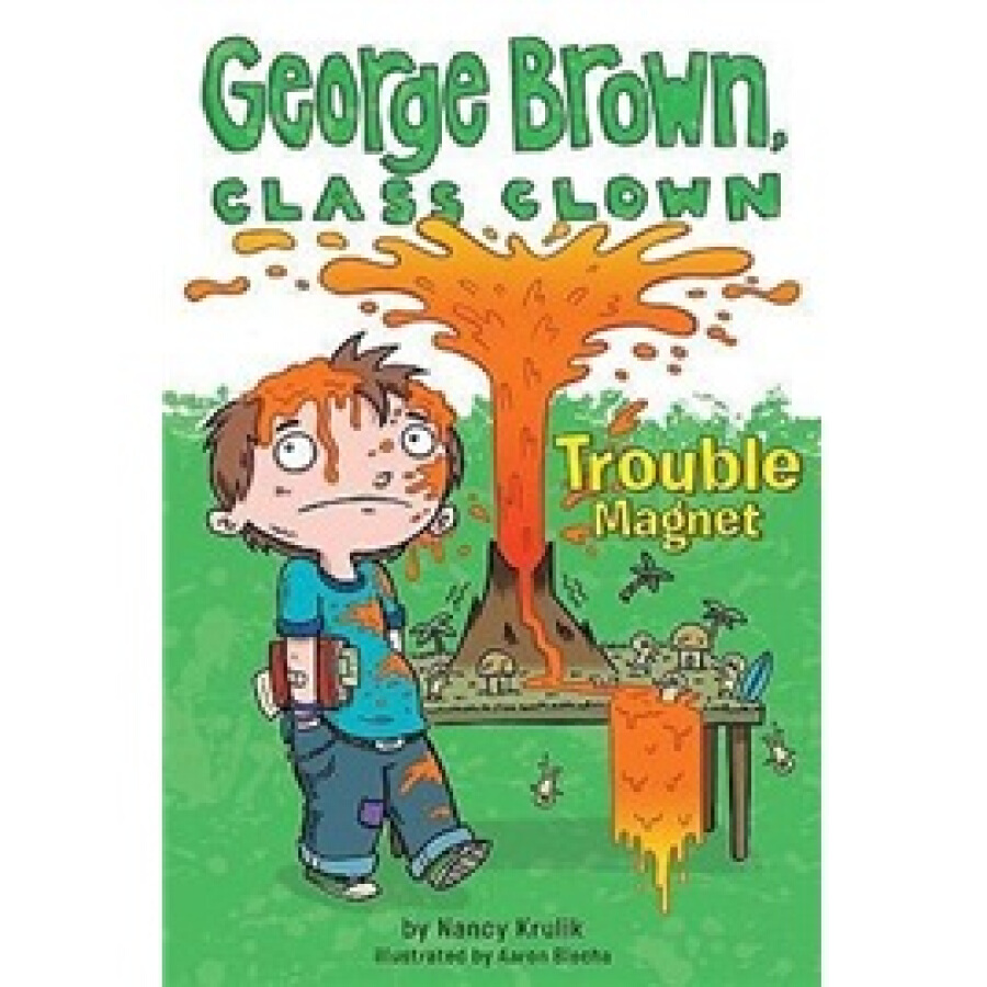 Trouble Magnet #2 (George Brown Class Clown)