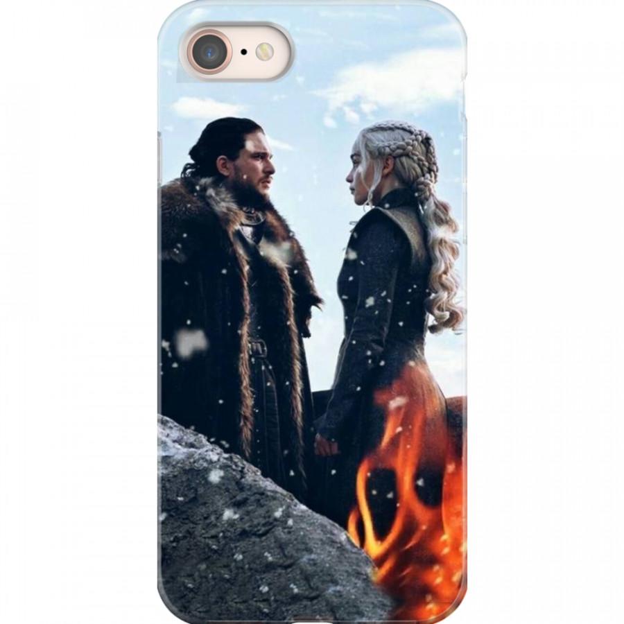 Ốp Lưng Cho Điện Thoại iPhone 7 Game Of Thrones - Mẫu 359