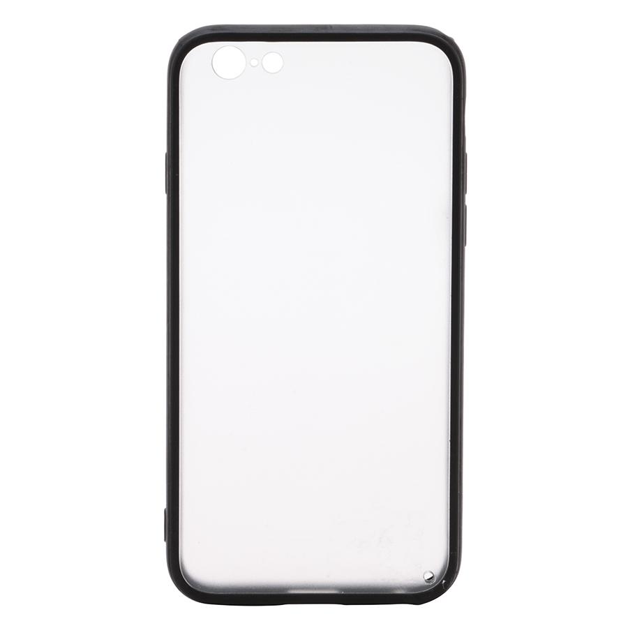 Ốp Lưng Nhám Mờ Dành Cho iPhone 6/6S Viền Silicon Cao Cấp Sang Trọng