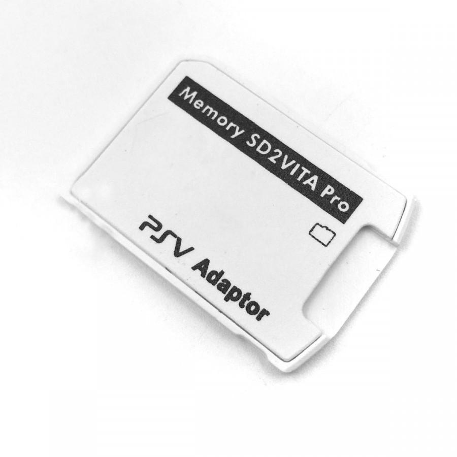 SD2Vita Adapter Smart 6.0 Version SD Cracked SD2V-6.0-PRO for PSV Vita