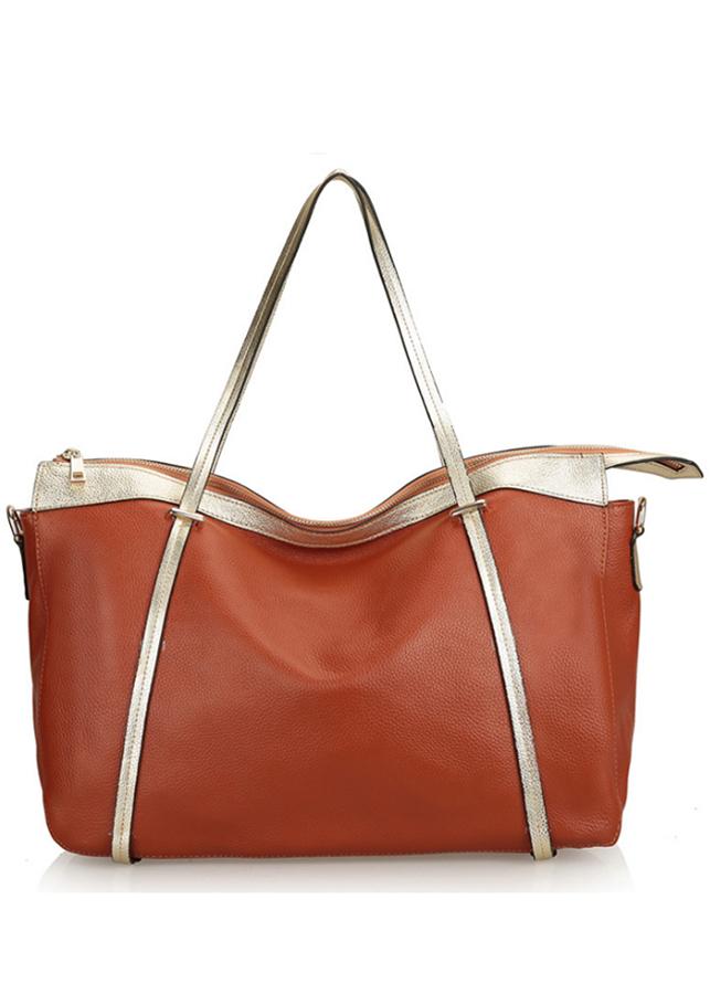 Túi xách nữ da bò cao cấp Shoulder Messenger QSL117