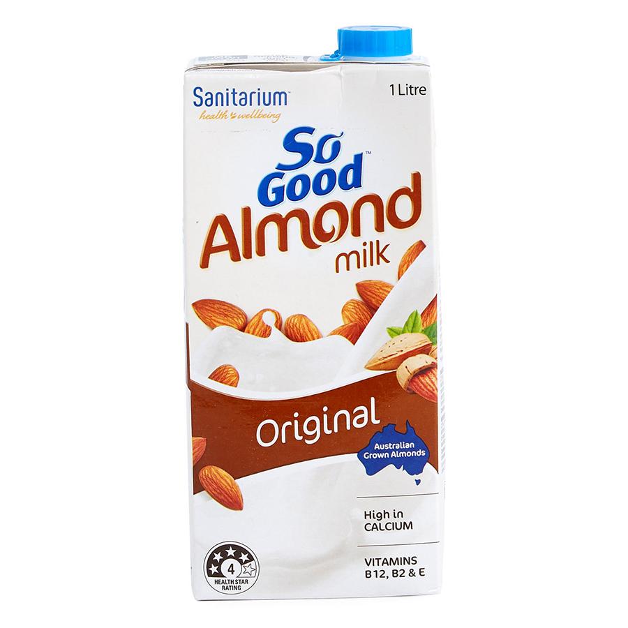 Sữa Hạnh Nhân So Good (1L)