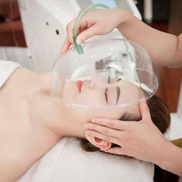 (HN) 06 lần thải độc khử chì phun Oxyjet trẻ hóa da tại Hệ thống Doctor Skin Spa