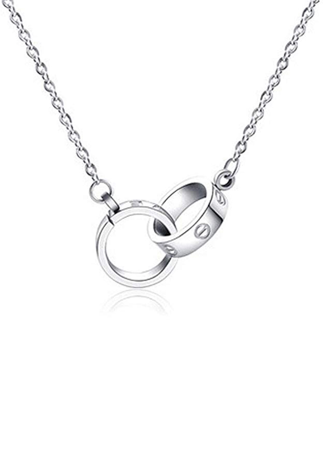 Dây chuyền vòng cổ nữ mặt nhẫn đôi - 2281606 , 7298243617465 , 62_14643901 , 172000 , Day-chuyen-vong-co-nu-mat-nhan-doi-62_14643901 , tiki.vn , Dây chuyền vòng cổ nữ mặt nhẫn đôi