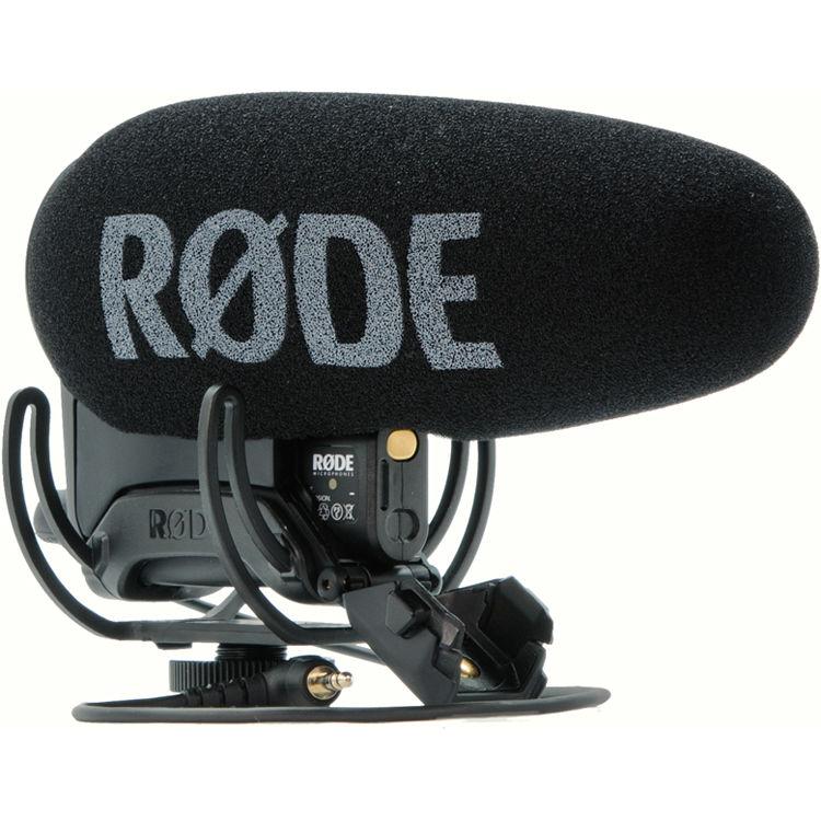 Micro Camera Rode VideoMic Pro Plus (New) - Hàng chính hãng
