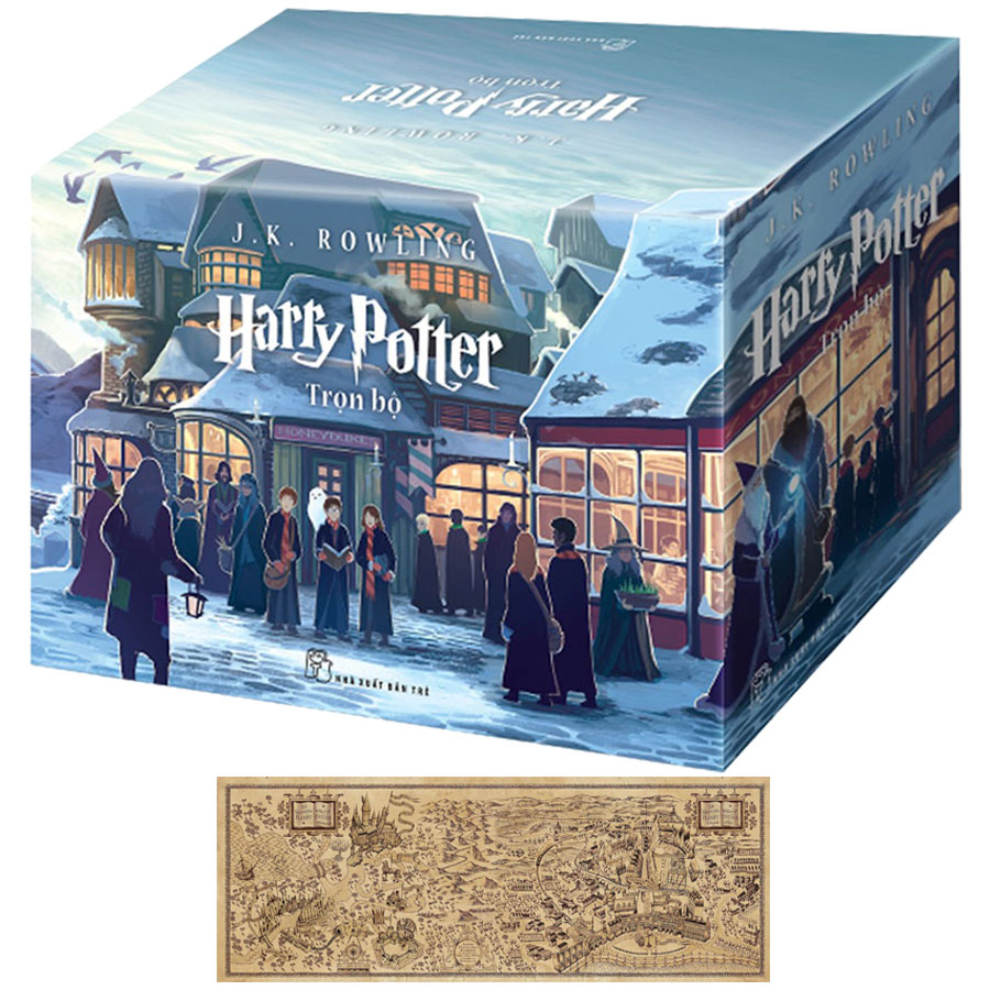 Boxset Harry Potter - Tiếng Việt (Trọn Bộ 7 Tập) (Tặng Kèm Bản Đồ Ma Thuật) - 1574634 , 7766791532801 , 62_10294669 , 1550000 , Boxset-Harry-Potter-Tieng-Viet-Tron-Bo-7-Tap-Tang-Kem-Ban-Do-Ma-Thuat-62_10294669 , tiki.vn , Boxset Harry Potter - Tiếng Việt (Trọn Bộ 7 Tập) (Tặng Kèm Bản Đồ Ma Thuật)