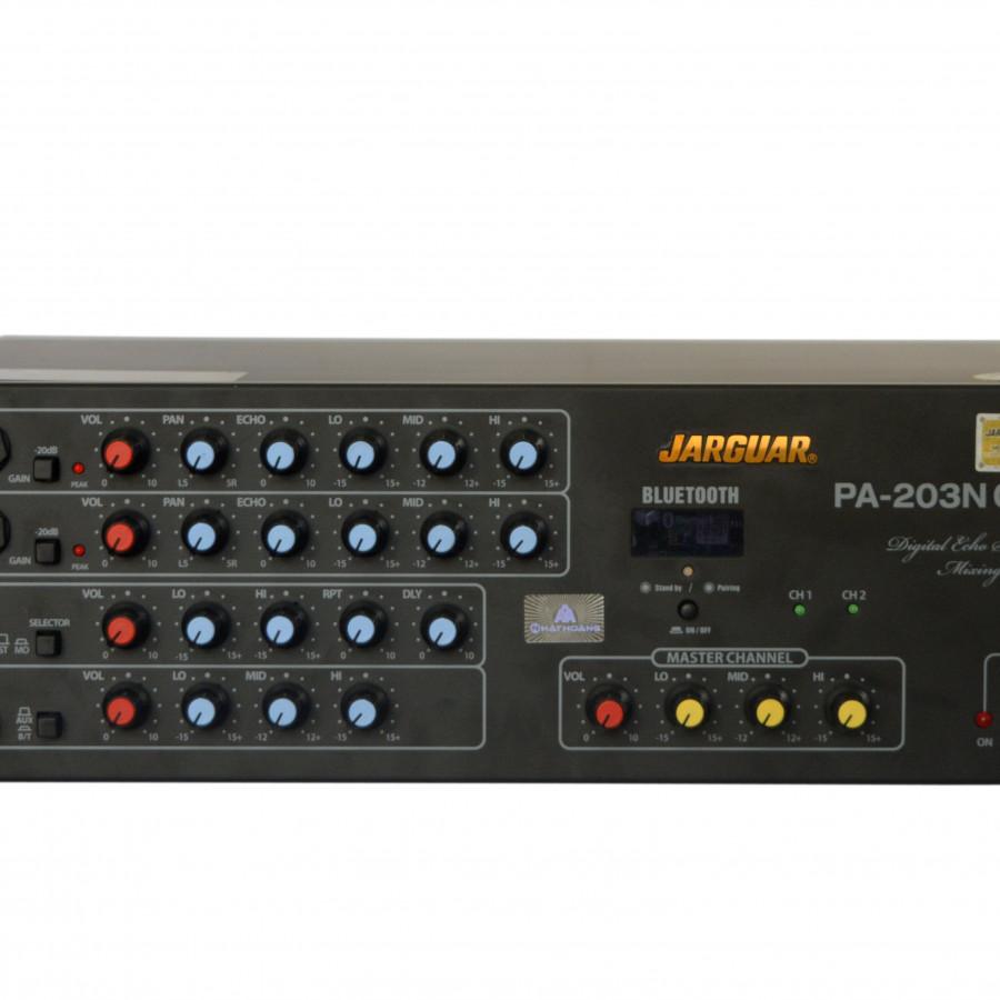 Amply JARGUAR PA-203N GOLD Bluetooth 2019