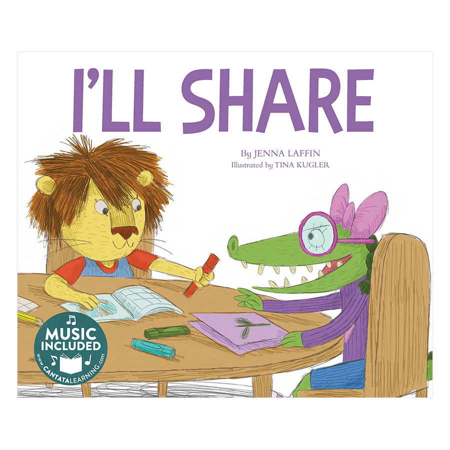 I'll Share (With CD)
