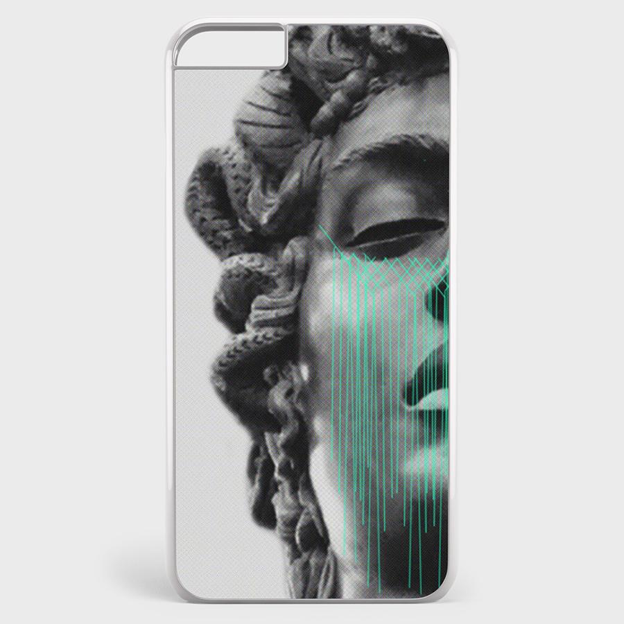 Ốp Lưng Dẻo Dành Cho Iphone 6 Plus In Hình Art Print 40