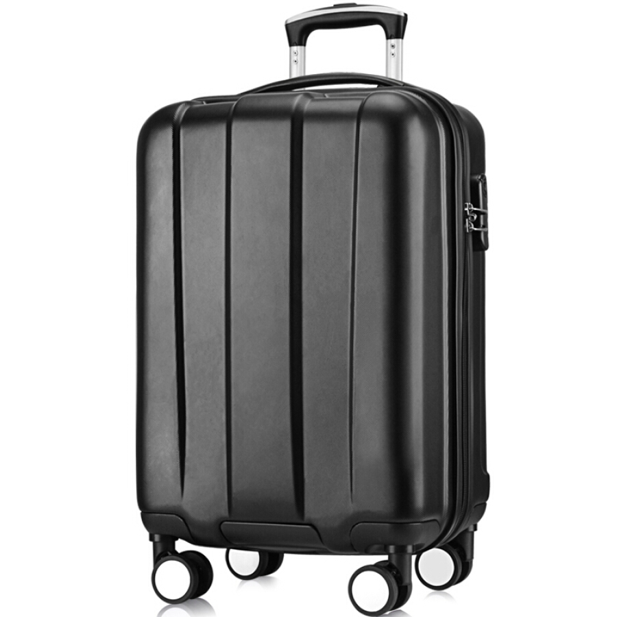 Edenberg PET material suitcase trolley case 20 inch suitcase universal wheel men and women large capacity password lock boarding box Athens...