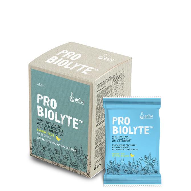 Thực phẩm bảo vệ sức khỏe chăm sóc hệ tiêu hóa Probiolyte