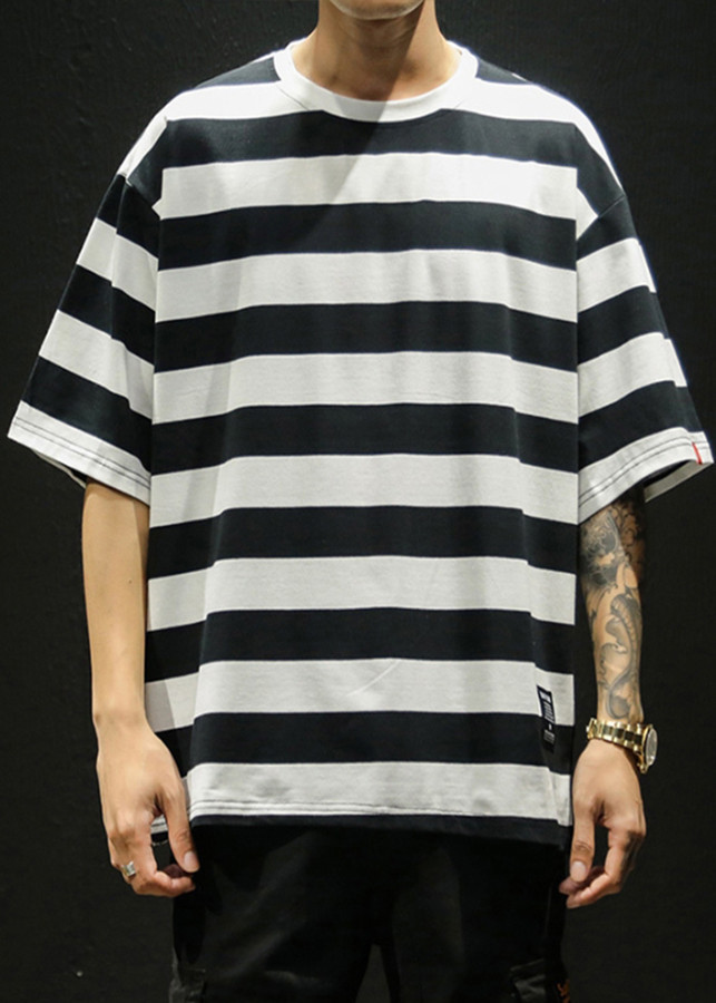 Áo thun tay lỡ,áo thun unisex nam from rộng ATZ24