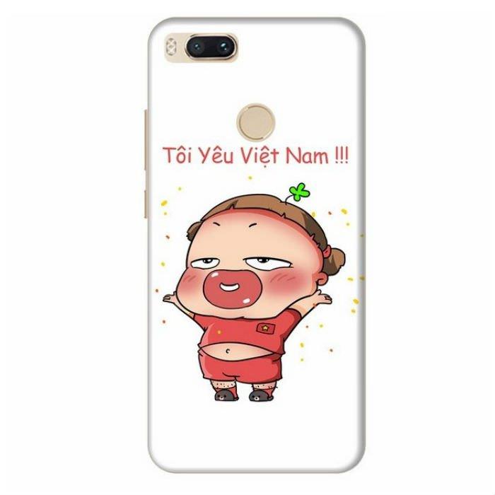 Ốp Lưng Dành Cho Xiaomi Mi A1 Quynh Aka 1
