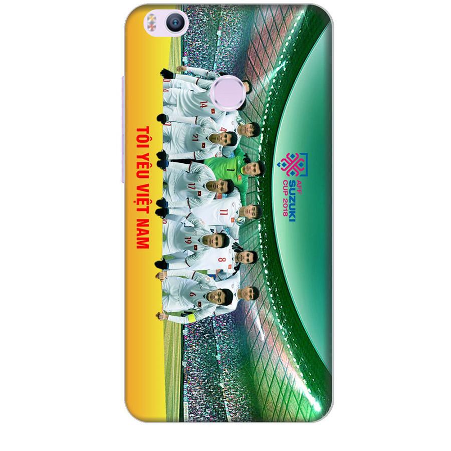 Ốp Lưng Dành Cho Xiaomi Mi 4S AFF Cup Đội Tuyển Việt Nam Mẫu 4