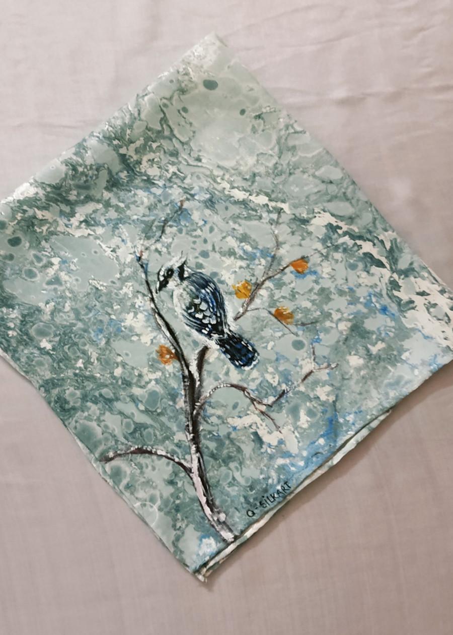 Khăn tay tơ tằm họa tiết vẽ tay Nha Xá Silk cao cấp - 2244779 , 3902272114089 , 62_14400980 , 450000 , Khan-tay-to-tam-hoa-tiet-ve-tay-Nha-Xa-Silk-cao-cap-62_14400980 , tiki.vn , Khăn tay tơ tằm họa tiết vẽ tay Nha Xá Silk cao cấp