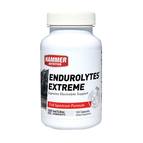 Viên uống điện giải- Hammer Nutrition Endurolytes  Extreme hộp 120 viên