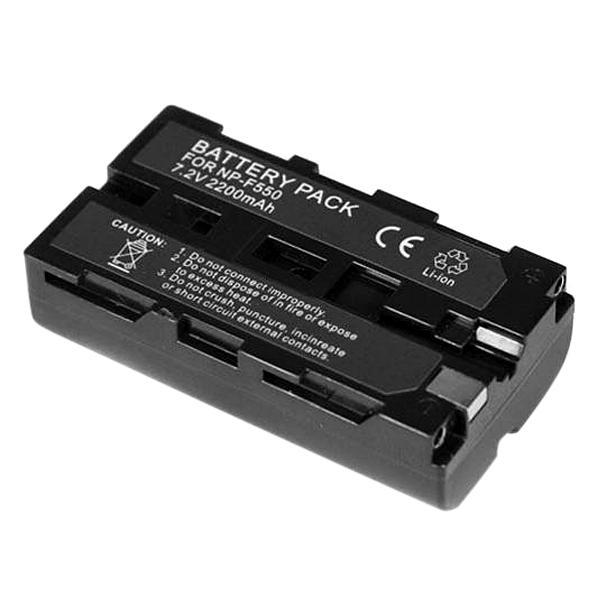 Pin F550/F570 Mcoplus 2200Mah 7.4V For LED Light - Hàng Nhập Khẩu
