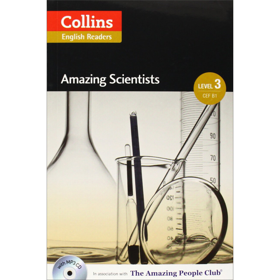 Amazing Scientists (Level 3)