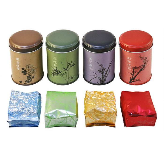 Bộ Sưu Tập 4 Loại Trà Chinyea Teapark