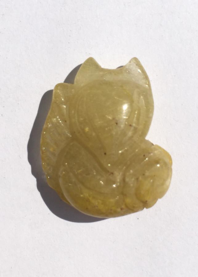 Mặt Dây Chuyền Hồ Ly Thạch Anh Tóc Vàng ôm hoa mẫu đơn - NEJA Gemstones - 7379099 , 4341424740865 , 62_15251308 , 1200000 , Mat-Day-Chuyen-Ho-Ly-Thach-Anh-Toc-Vang-om-hoa-mau-don-NEJA-Gemstones-62_15251308 , tiki.vn , Mặt Dây Chuyền Hồ Ly Thạch Anh Tóc Vàng ôm hoa mẫu đơn - NEJA Gemstones