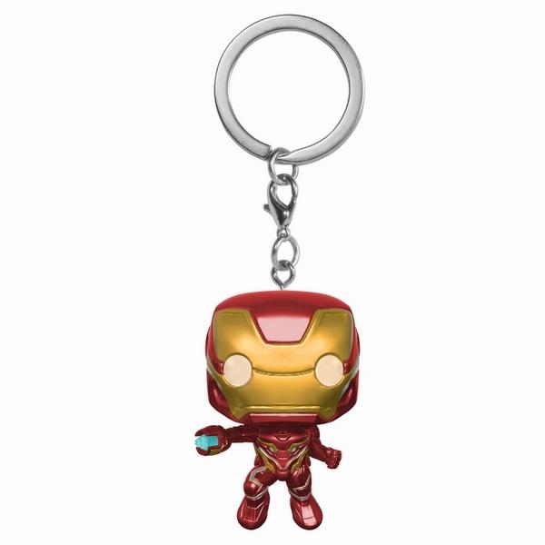 Móc Khóa Siêu Anh Hùng Iron Man