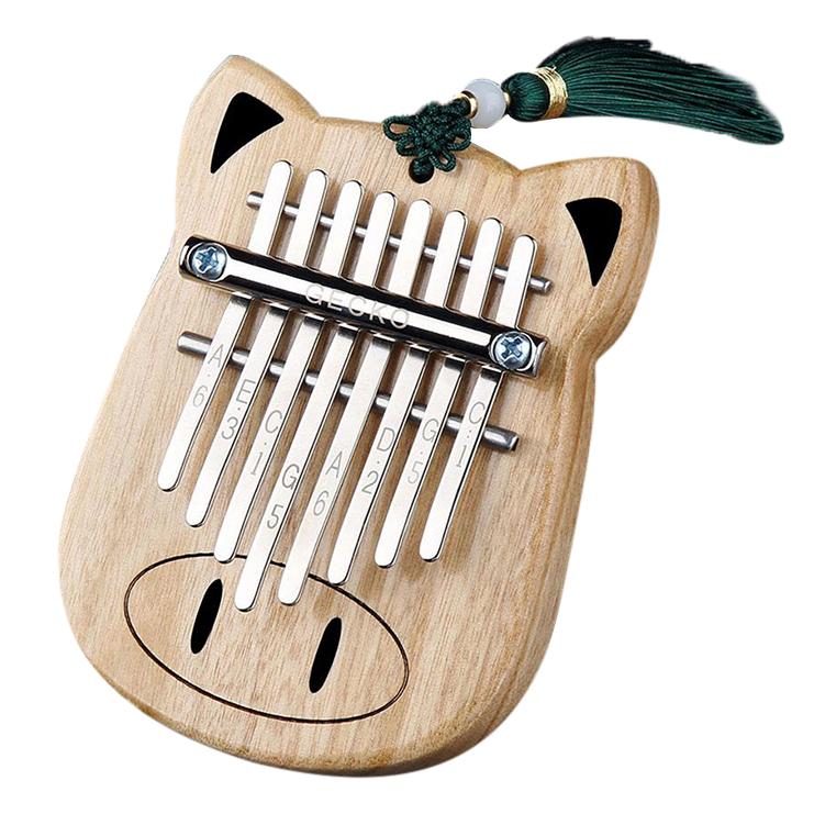 Đàn Kalimba Gecko Mini 8 phím K8mini, Thumb Piano 8 keys - Con Heo - 9578972 , 8895055315832 , 62_16254245 , 699000 , Dan-Kalimba-Gecko-Mini-8-phim-K8mini-Thumb-Piano-8-keys-Con-Heo-62_16254245 , tiki.vn , Đàn Kalimba Gecko Mini 8 phím K8mini, Thumb Piano 8 keys - Con Heo