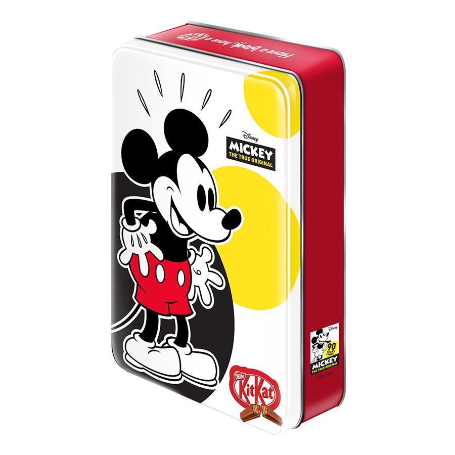 Hộp Thiếc Kit Kat Phiên Bản Mickey 5 Món 178g - Giao Mẫu Ngẫu Nhiên - 6066083 , 6381084162964 , 62_8183981 , 136000 , Hop-Thiec-Kit-Kat-Phien-Ban-Mickey-5-Mon-178g-Giao-Mau-Ngau-Nhien-62_8183981 , tiki.vn , Hộp Thiếc Kit Kat Phiên Bản Mickey 5 Món 178g - Giao Mẫu Ngẫu Nhiên