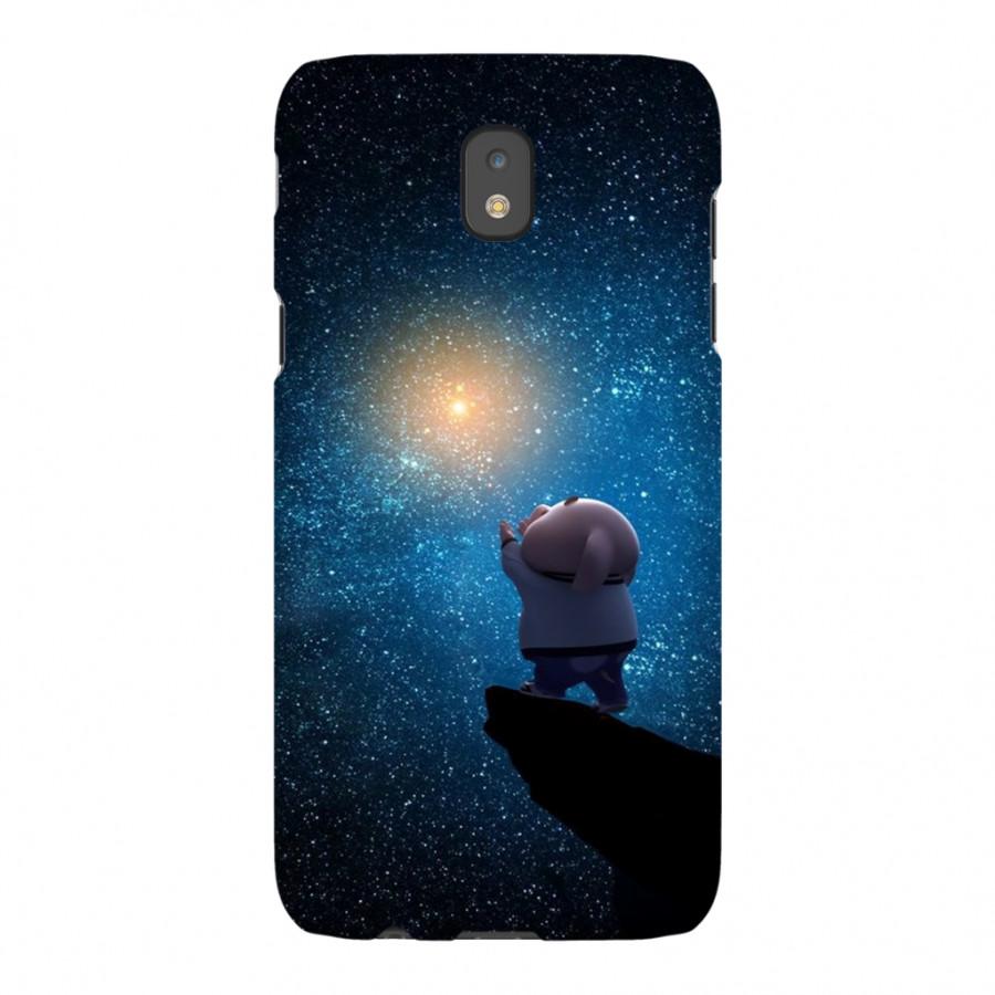 Ốp Lưng Cho Điện Thoại Samsung Galaxy J5 (2017) - Mẫu heocon 48